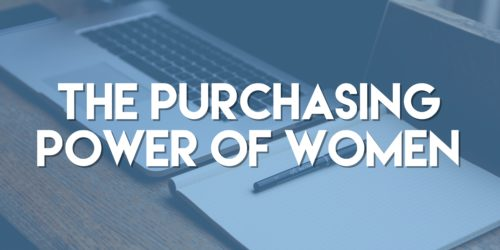 The Purchasing Power of Women